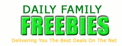 DAILY FAMILY FREEBIES